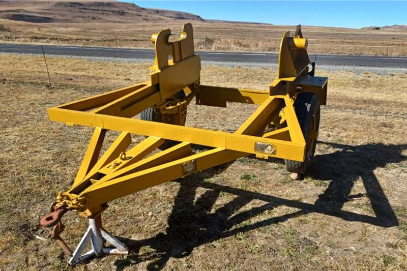 Reel Cable Trailer Other