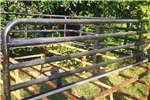 Rhino Cattle Rails + Canvas cover Other