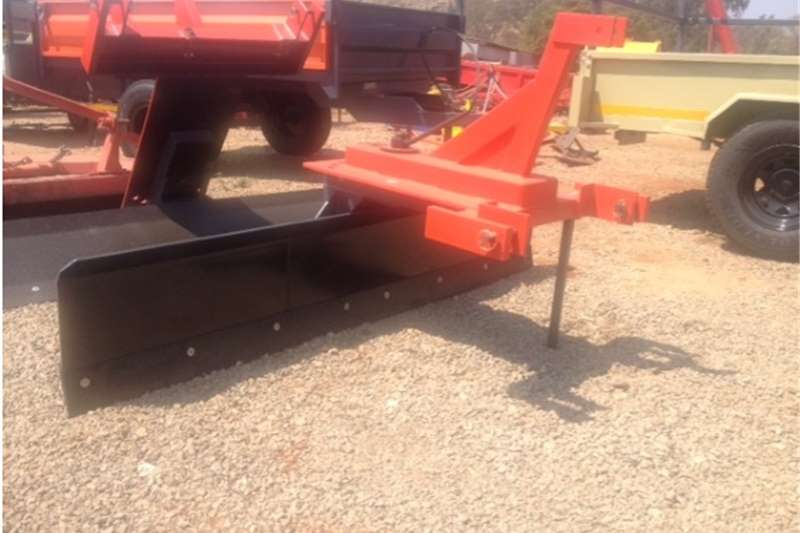 Other S2667 Red Verrigter 2.1m Grader / Skraper New Impl