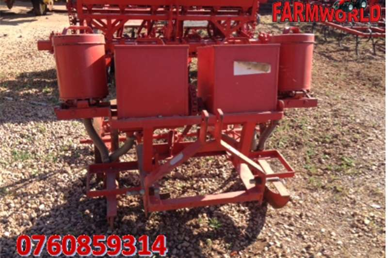 Other S2730 Red Ernest H. Johnson 2 Row Maize Planter Pr