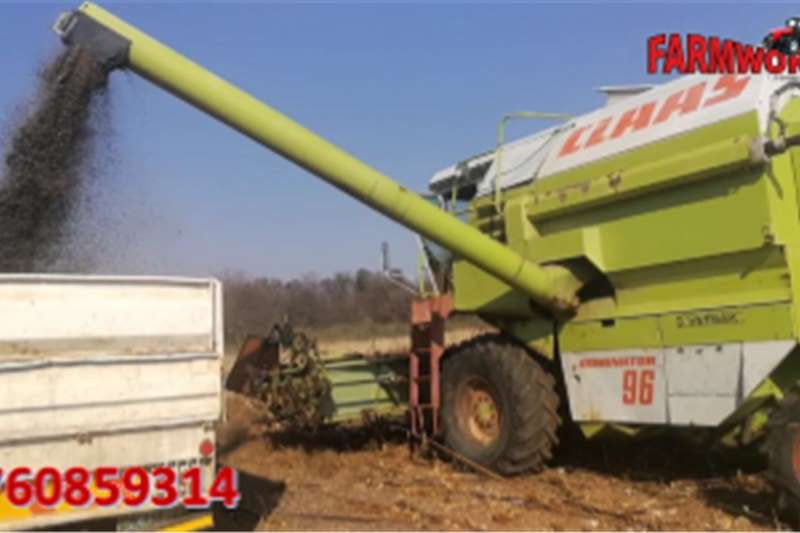 Other S2755 Green Claas Dominator 96 Pre Owned Other