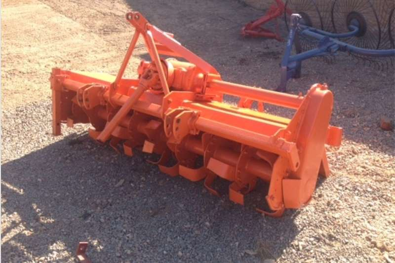 Other S3157 Orange Selectatilth 2m Rotavator Pre Owned I