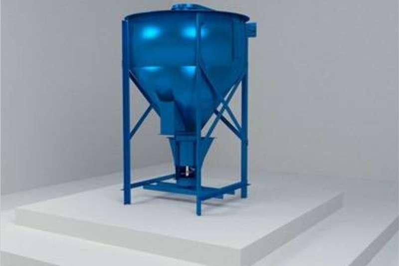 Other S639 Hippo Vertical Mixer 1200t / Vertikale Menger