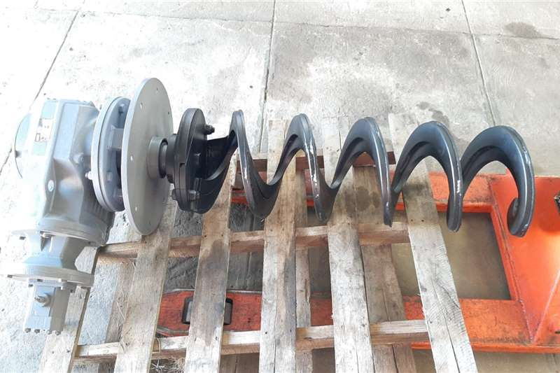 Screw Conveyor Auger with Drive Motor Other