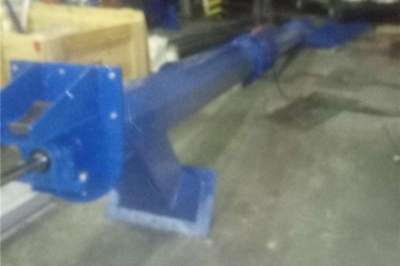 Screw conveyors. Screw feeders Other