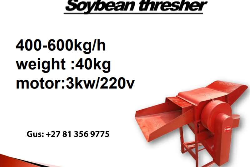 Soybean Thresher Other