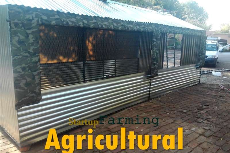 Special on our Broiler houses and chicken houses Other