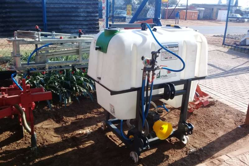 Other Sprayers and spraying equipment Boom sprayers 2019 STAALMEESTER 2019