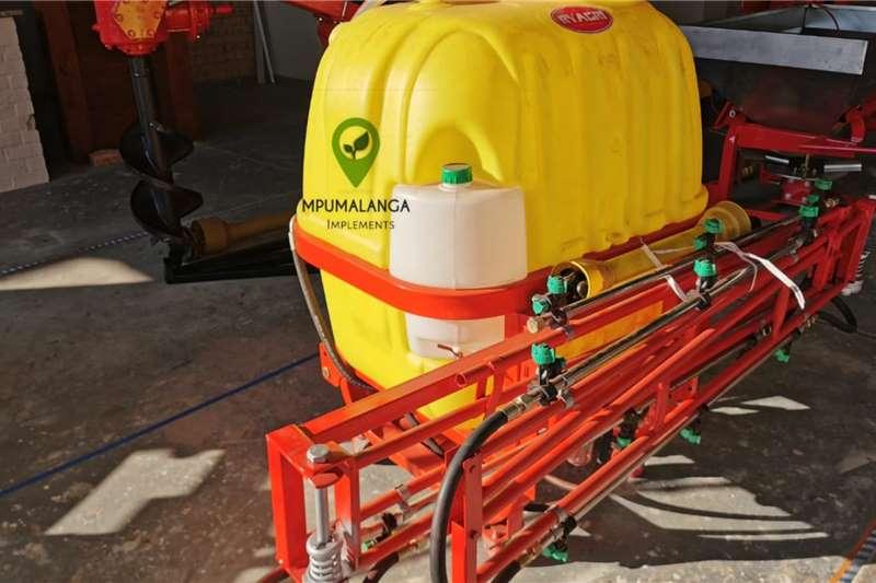 Other Boom Sprayers 500L/8m Boom & 800L/12m Boom Spraying equipment