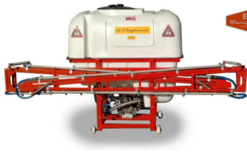 Other Spraying equipment Boom sprayers BPI Manufacturing FIELD SPRAYERS 600 litre 2020