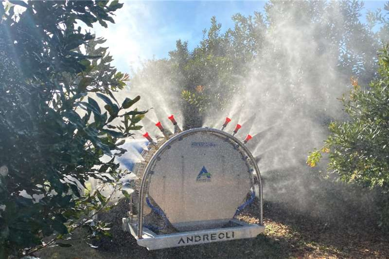 Other Trailed sprayers 2000LT Andreoli Trailed Blower sprayer Spraying equipment