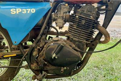 Suzuki SP 370 Motorcycle Other
