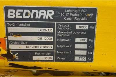 Other 2016 Bednar Swifterdisc XE12000 12m speed disc Tillage equipment