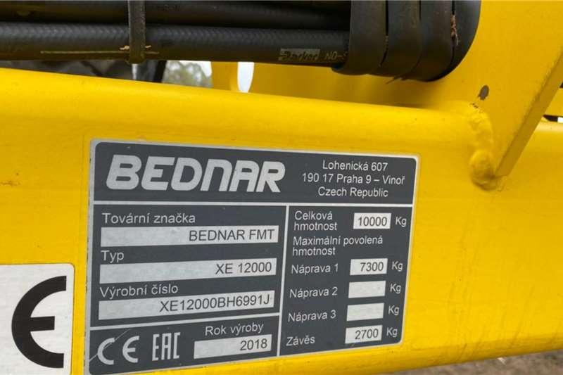 Other 2018 Bednar Swifterdisc XE12000 12m speed disc Tillage equipment