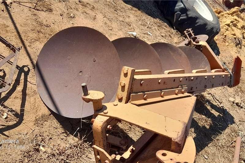 Other 4 DISC LM PLOUGH Tillage equipment