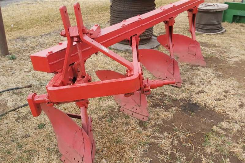 Other 4 Furrow Beam Plough Ploeg Tillage equipment