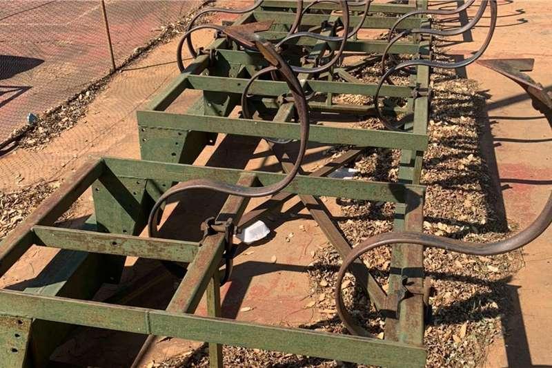 Other Cultivators 21 Tand Kongskilde Saadbed Skoffel Tillage equipment