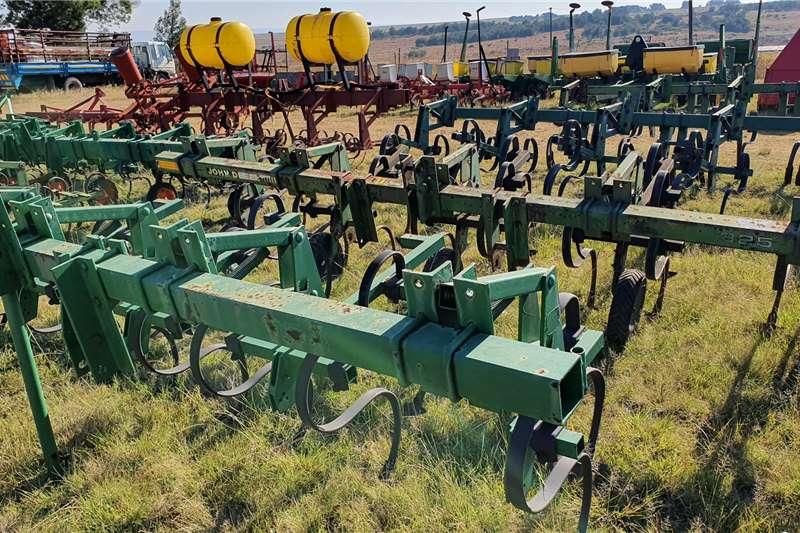 Other Tillage equipment Cultivators 4 row skoffels /tillers