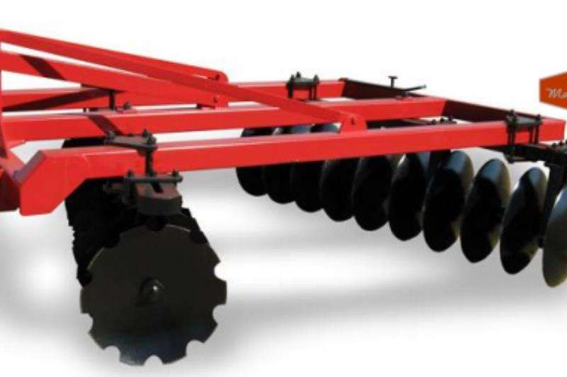 Other Cultivators BPI Manufacturing  OFF SET DISC HARROW HEAVY TYPE Tillage equipment
