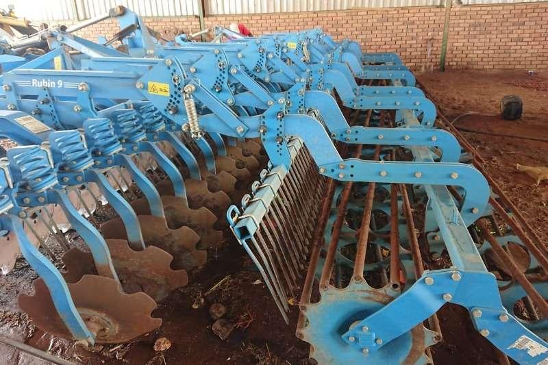 Other Cultivators Lemken Gigant 10/8 Tillage equipment