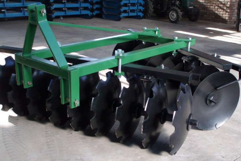Other Tillage equipment Cultivators TUFFY DISC HARROWS 2019