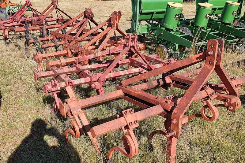 Other Tillage equipment Cultivators vetsak and soilmaster skoffels