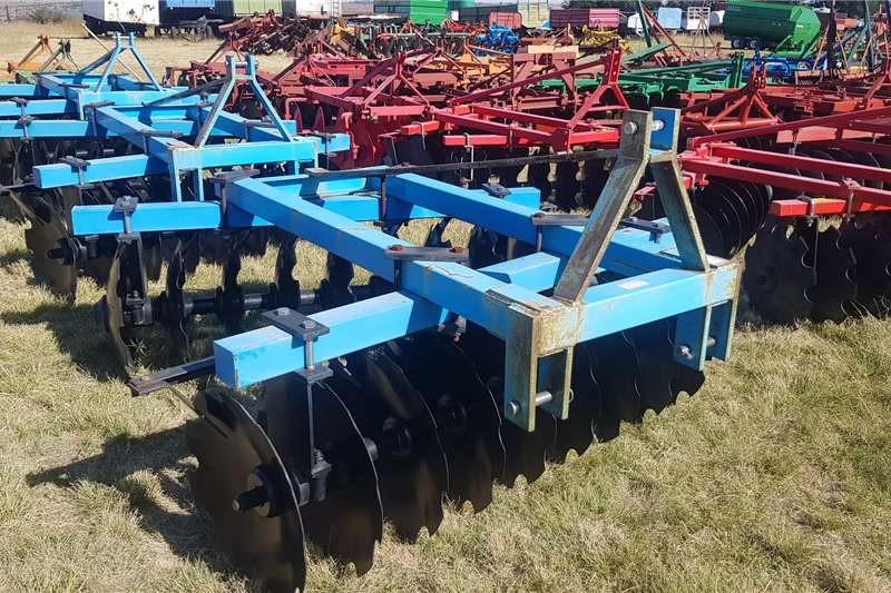 Other Tillage equipment Disc harrows 20 various lift disc harows