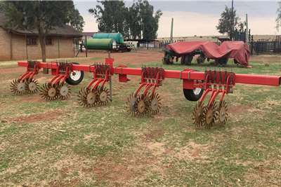 Other Disc harrows 5 Ry x 1,5m Duisendpoot Tillage equipment
