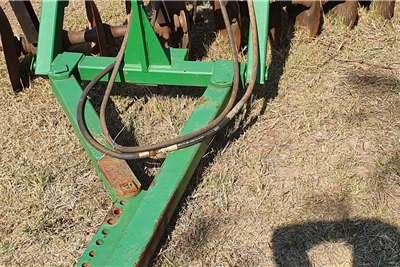 Other Disc harrows Tillage equipment
