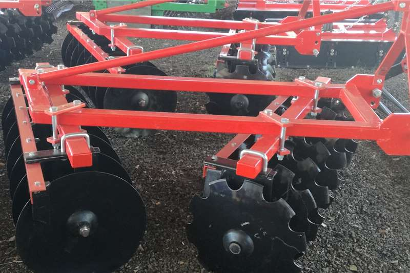 Other Disc harrows New Disk Harrows 14   24 disks Tillage equipment