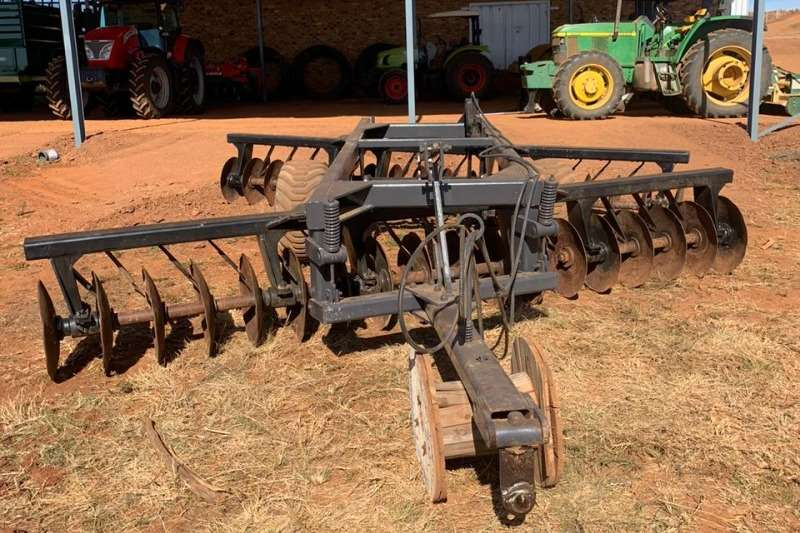 Other Tillage equipment Disks 36 skottel baldan disc 2010