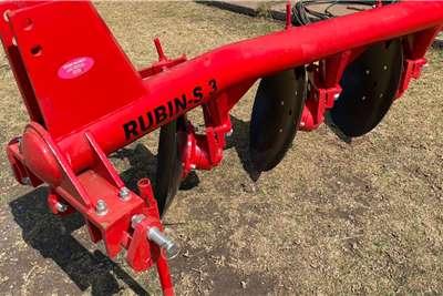 Other Disks Rubin 3 Disc plough Tillage equipment