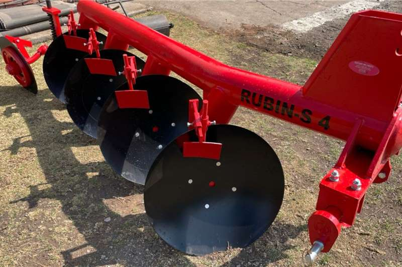 Other Disks Rubin 4 Disc plough Tillage equipment