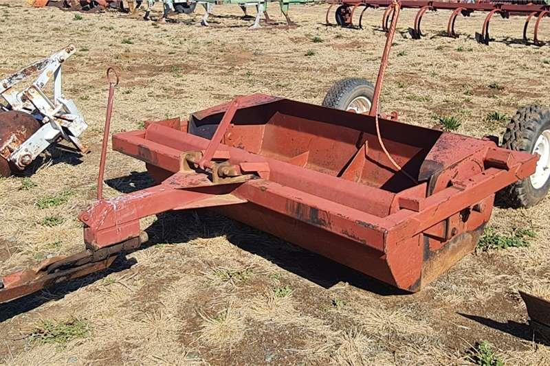 Other Graders Dam Scoop Tillage equipment