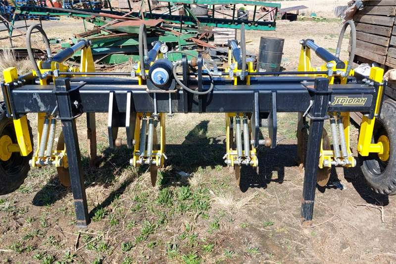 Other Jedidiah 4row in line Ripper Tillage equipment