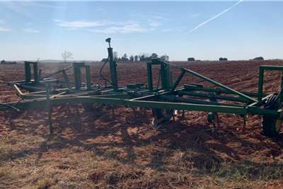 Other Off-Sets 23 Tand Fieldspan 7.7m Tillage equipment