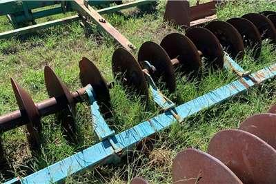 Other Off-Sets 48 Skottel Offset Tillage equipment