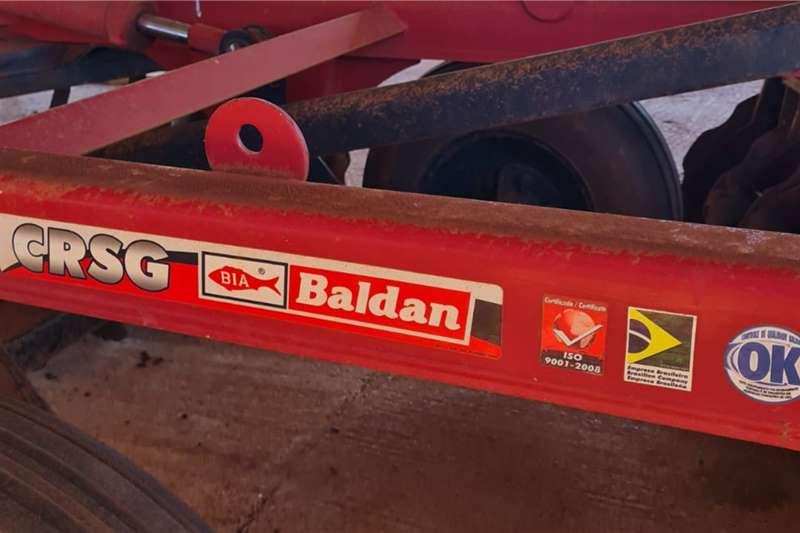 Other Off-Sets Baldan 24 Skottel offset Disc Tillage equipment