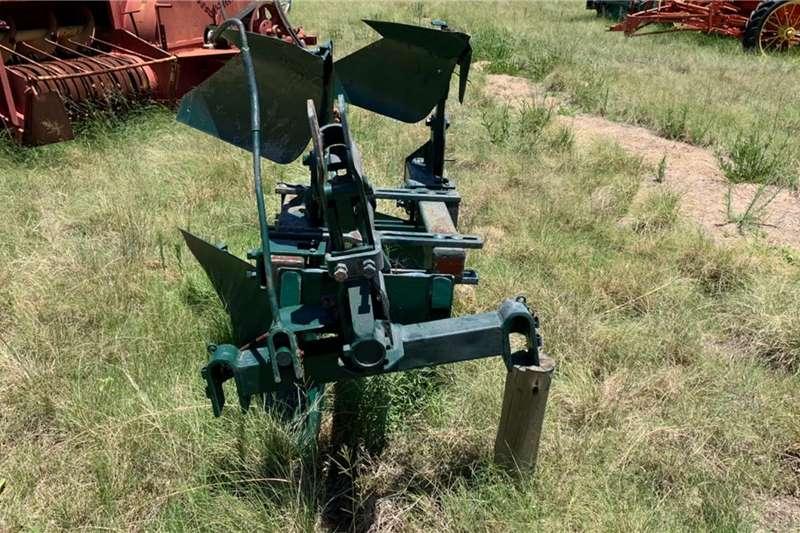 Other Ploughs 2 Skaar Omslag Ploeg Tillage equipment