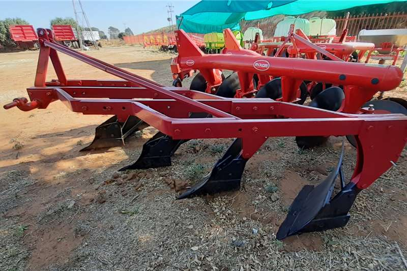Other Ploughs 3 and 4 Furrow Frame Ploughs Tillage equipment