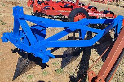 Other Ploughs 3 Furrow Frame Plough Tillage equipment