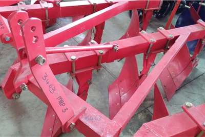 Other Ploughs 3 Furrow Mouldboard Plough Tillage equipment