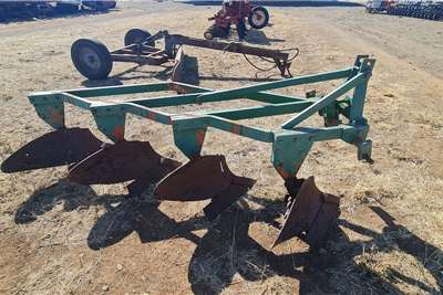 Other Ploughs 4 Furrow Plough Tillage equipment