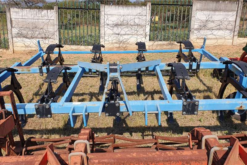 Other Rippers Tuffy 9 Tine Chissel Plough Tillage equipment