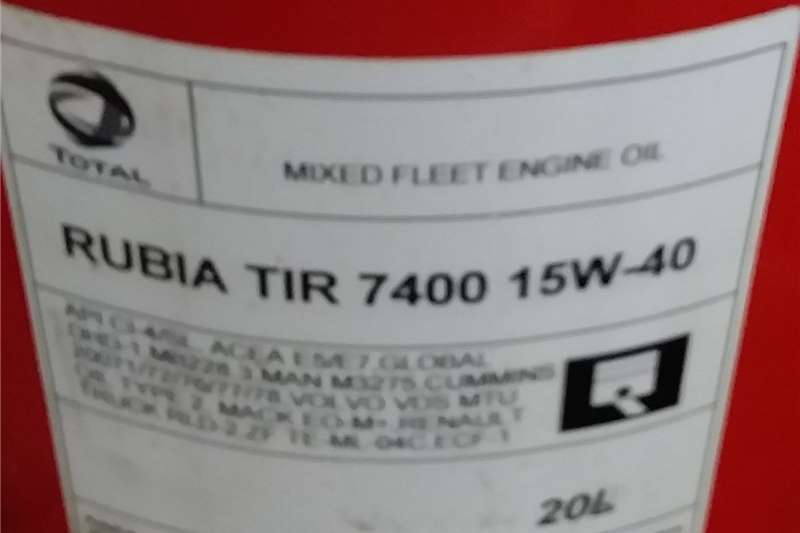 Total Rubia oil Other