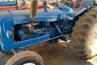 Other 2WD tractors Fordson Major Tractors