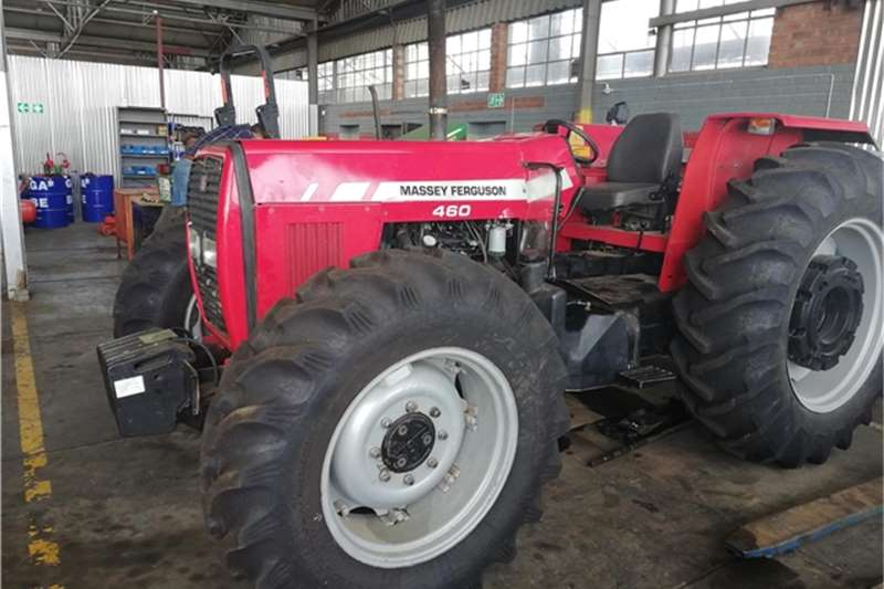 Other Tractors 460 2004 MASSEY FERGUSON 460 501413 2004