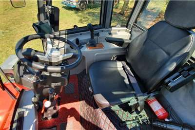 Other 4WD tractors Apache 3 ton Forklift 4x4 Tractors