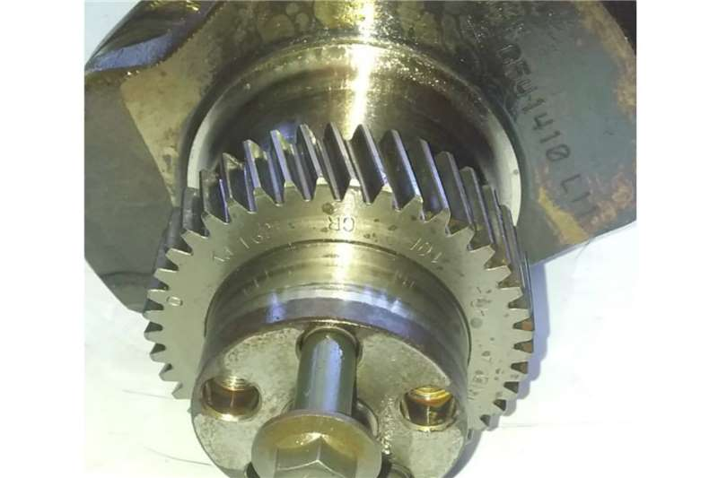 Other Cummins QSL 8.9 Engine for Spares Tractors
