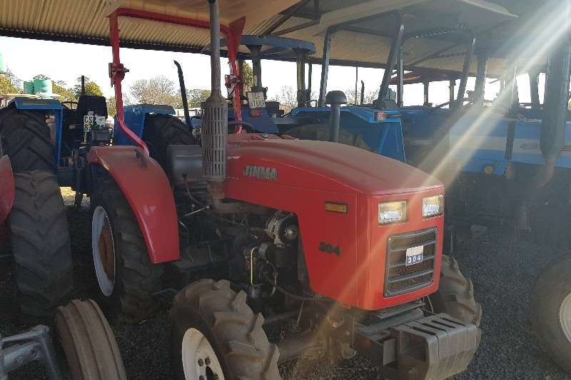 Other Tractors Four Wheel Drive Tractors Jinma 304